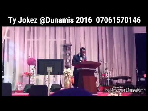 Ty Jokez Live at DUNAMIS ILORIN 2016