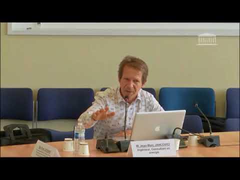 Jancovici : Audition Assemblée Nationale : Impact des EnR - 16 Mai 2019