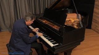 Pre-Aeolian Mason & Hamlin Grand Piano