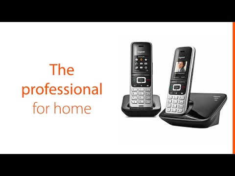 Gigaset S850 - The Intelligent Contact Manager | Product Innovation 2015