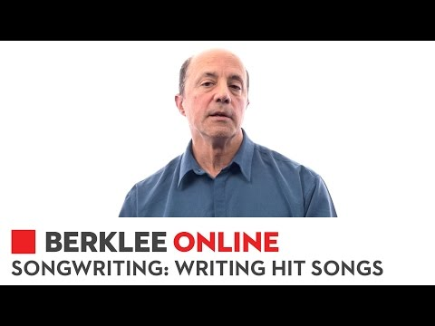 Berklee Online Course Overview | Songwriting: Writing Hit Songs