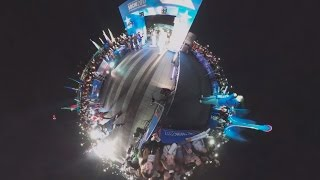 Sochi 2017 Military World Winter Games: 360 video of opening ceremony