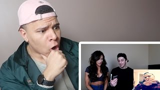 REACTING TO PEOPLE WHO SMASH OR PASSED ME!!
