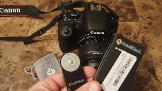 Canon RC-6 Wireless IR Remote Setup And Review!!!! A Game Changer!!!!