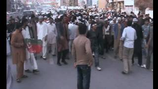 TSF Rally To Support Imran Khan