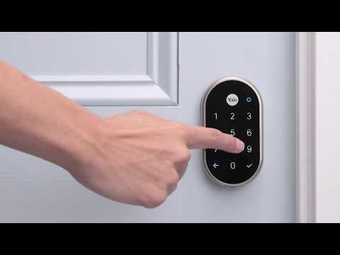 How to lock and unlock your Nest x Yale Lock