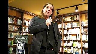 "Alan Doyle, Sonny's Dream (a cappella), ""A Newfoundlander In Canada"" Book Tour Stop, Denver"