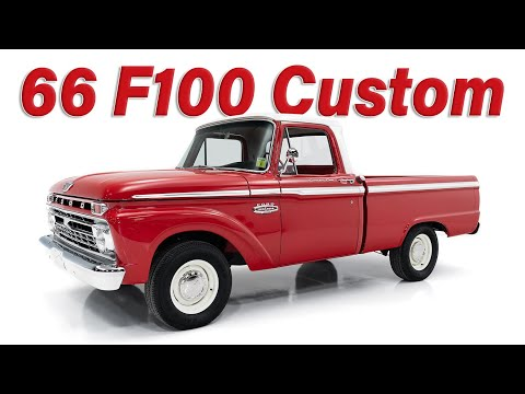 Video of '66 F100 - PT68
