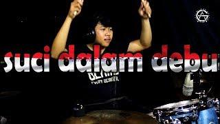 Gambar cover Suci dalam debu - ska reggae - Drum cover