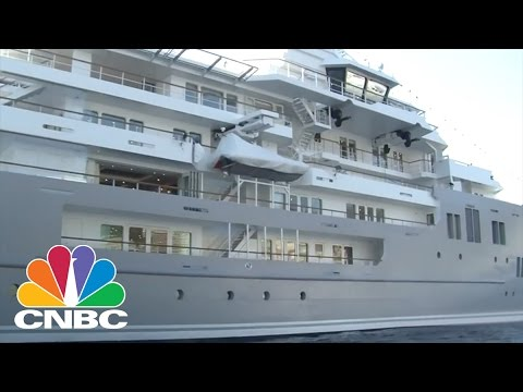 World's Most Expensive Yacht Up For Sale | CNBC