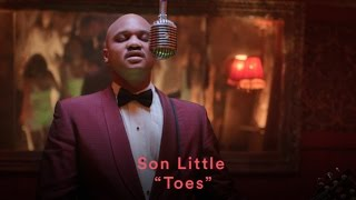 """Son Little - """"Toes"""" (Official Music Video)"""
