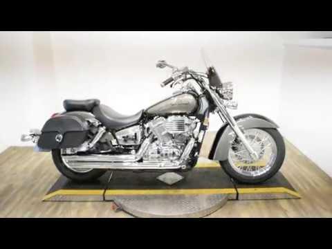 2007 Honda Shadow Aero® in Wauconda, Illinois - Video 1