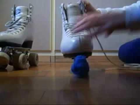 Differenze tra i pattini su rotelle e i pattini sul ghiaccio (pattinaggio artistico)