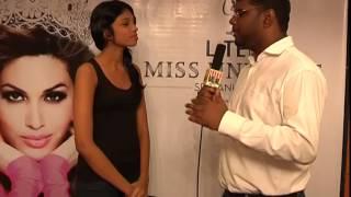 Miss Universe Sri Lanka 2014 Contestants