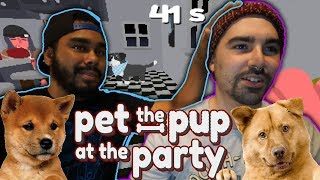 PUPPERS! [Pet the Pup at the Party Gameplay]