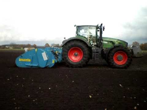 Spading Machine | Imants