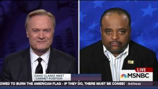 ROLAND MARTIN: Sheriff David Clarke Too Dangerous To Lead A Federal Agency