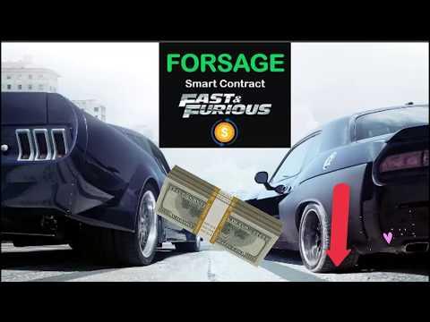 #SmartwayForsage / SmartWay Forsage has started! Super 👍💲🚀