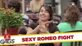 JFL Gags Romeo Video