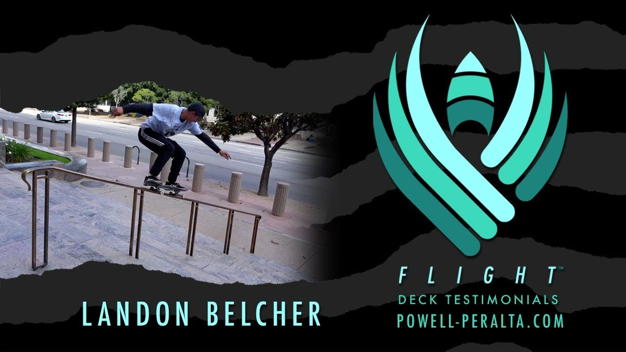 Powell Peralta | Landon Belcher | Flight Deck Construction
