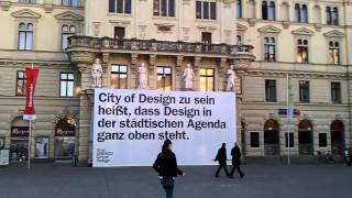 preview picture of video 'Graz - Zur City of design'