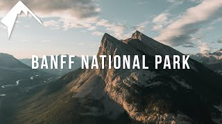 Banff National Park Road Trip!!