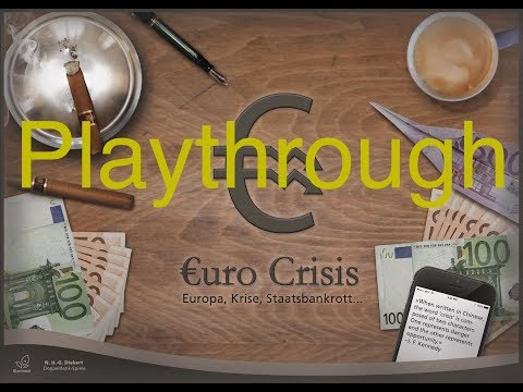 Benjamin Blabs about Euro Crisis - Part 2 - Round 1