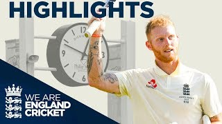 Eng-Aus 3rd Ashes Test - Last day quick highlights