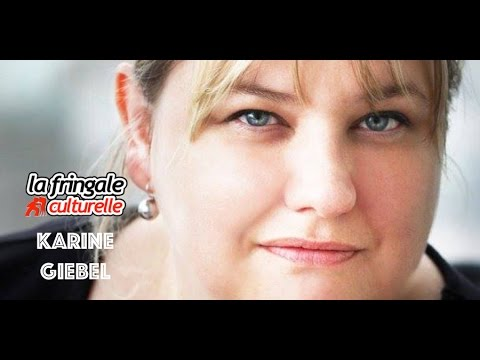 Vidéo de Karine Giébel