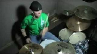 311 - Beautiful Disaster (Drum Cover)