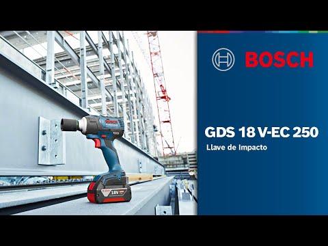 Llave de Impacto GDS 18V-EC 250