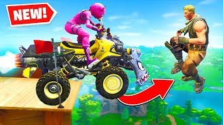The QUADCRASHER CRUSHED HIM!