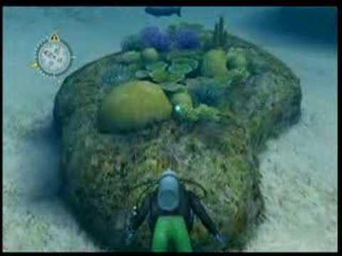 Видео № 1 из игры Endless Ocean [WII]