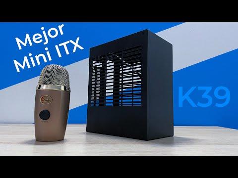 K39 - La MEJOR caja MINI ITX Para TU PC - [Review Completa]