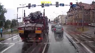 WYPADKI 2018-POLSKA cz.3 (06-08.2018r) Accidents Poland