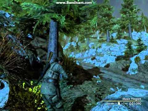 Sniper Elite V2 -Muerte de Hitler
