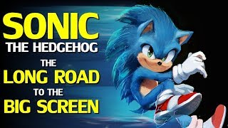 Sonic The Hedgehog's Long Road To The Big Screen