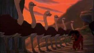 The Lion King 2 - Not One Of Us (English)