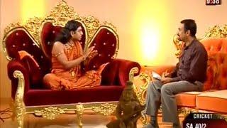 Nithyananda interview to ndtv hindu
