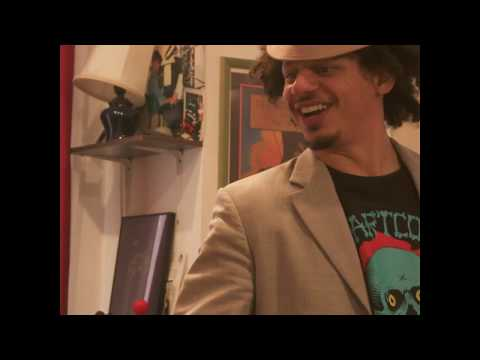 Never let Eric Andre on your set