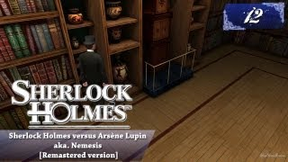 Sherlock Holmes (Video Games) - Nemesis [Remastered version] - Pt.12