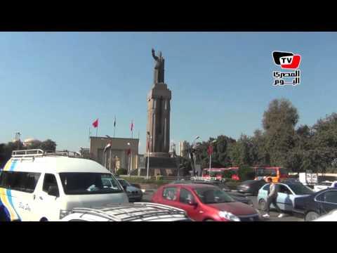 القاهرة تتزين لاستقبال الرئيس الصيني