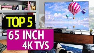 TOP 5: Best 65 Inch 4K TVs 2019