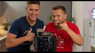 Krups Essential EA8105 / EA8108 im Test | Espresso | Kaffee und Latte Macchiato