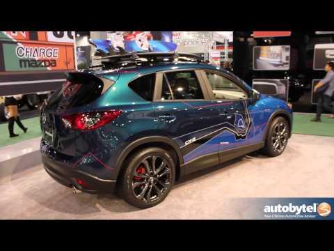Mazda Concept Vehicles at SEMA - Miata Super25 & Special Edition CX-5's