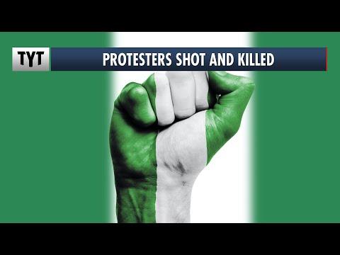 Protesters Killed In Nigeria