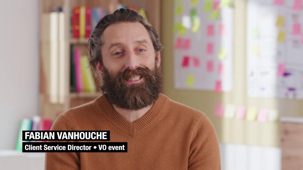 Inside the Lab: Fabian Vanhouche, VO Event