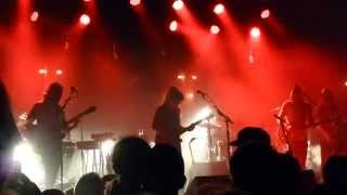 Angus & Julia Stone - Little Whiskey - live Tonhoelle Munich 2014-11-13