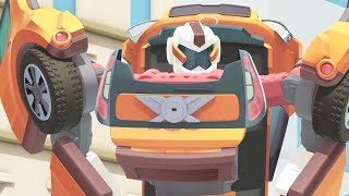 TOBOT English | 317 Traction Distraction | Season 3 Full Episode | Kids Cartoon | Videos for Kids