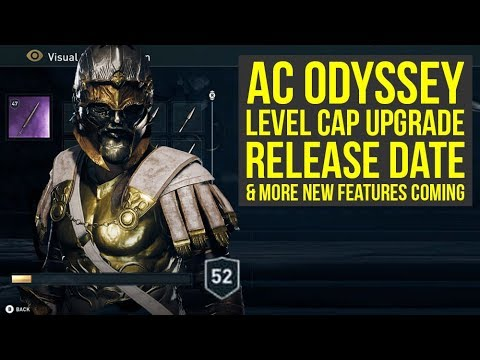 Assassin's Creed Odyssey Update 1 11 ALL INFO - Armor Changes, New